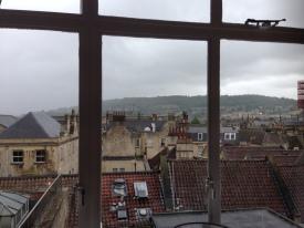 bath - roofs