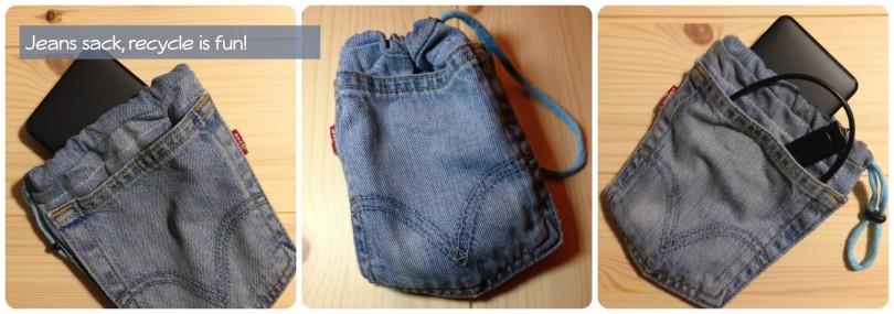 Jeans Sack