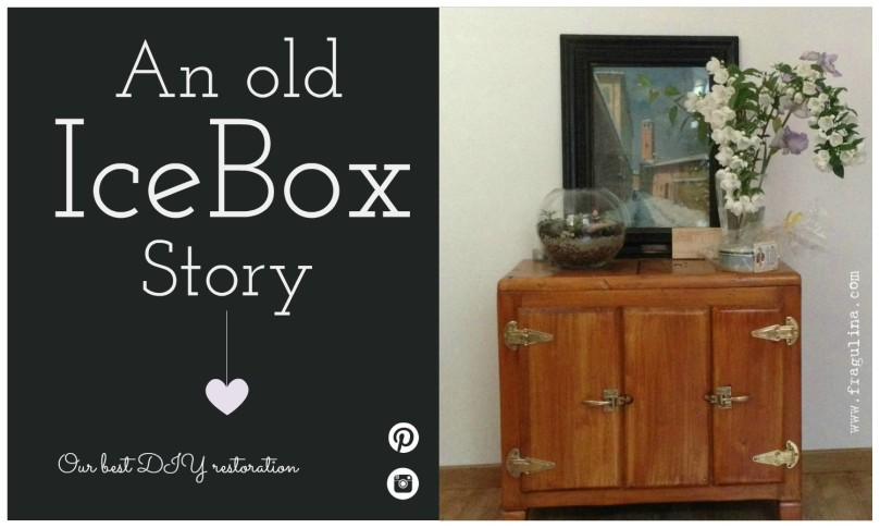 An old icebox story #iceboxstory