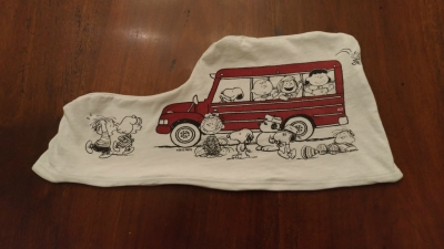 Peanuts t-shirt new life_09