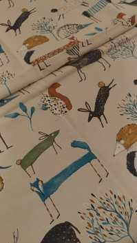 Oh my deer – Marmalade Fabric