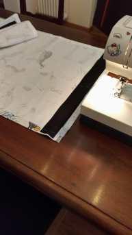 Fixing Velcro